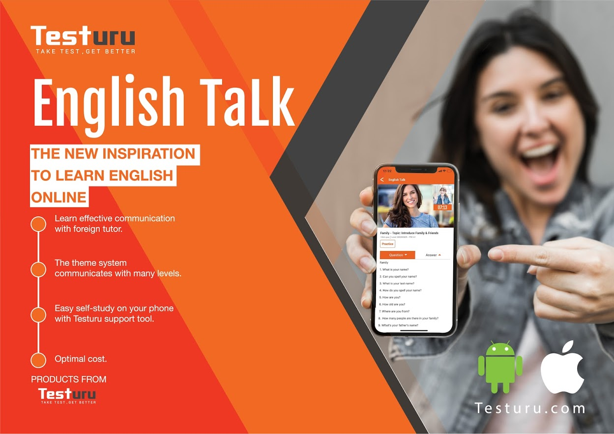 English Talk - the new inspiration to learn English online