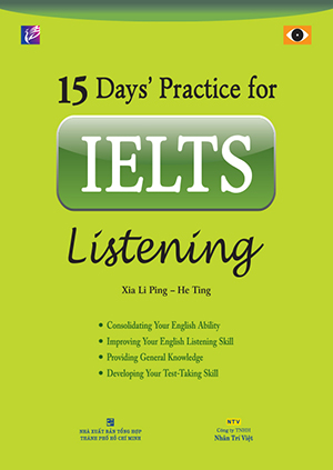 15 Days Practice for IELTS Listening