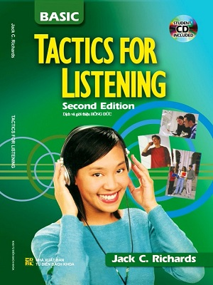 TACTICS FOR LISTENING – BASIC