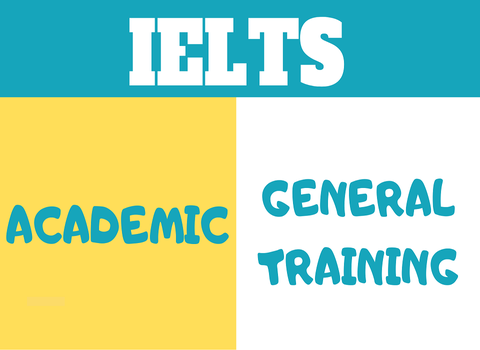 """IELTS ACADEMIC"" OR ""IELTS GENERAL TRAINING""?"