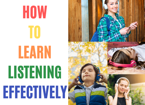 HOW CAN I LEARN LISTENING EFFECTIVELY?