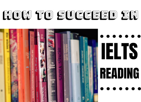 HOW TO SUCCEED IN IELTS READING?